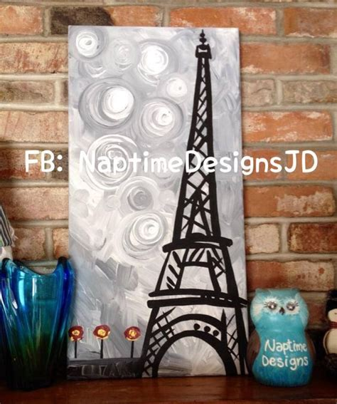 paint with a twist eiffel tower eiffel tower painting on canvas fb naptimedesignsjd