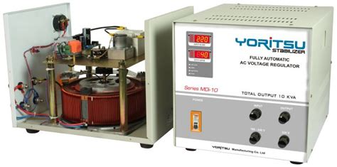 Stabilizer Yoritsu Digital 120 Kva 3phase 1 photo avr 1 phasa yoritsu digital stabilizer