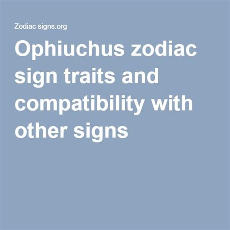 17 best ideas about 13th zodiac sign on pinterest