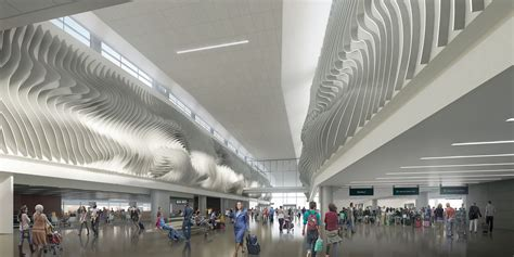 The New renderings and images 187 salt lake international airport