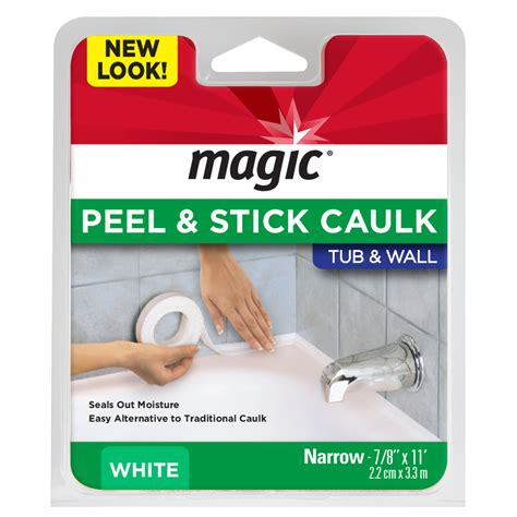 bathroom sealer shop magic white bathtubs and walls bathtub sealer trim at