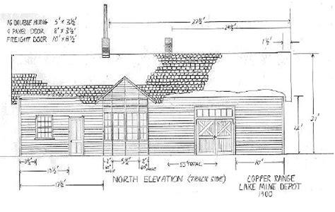 scale model house plans free home plans scale building plans