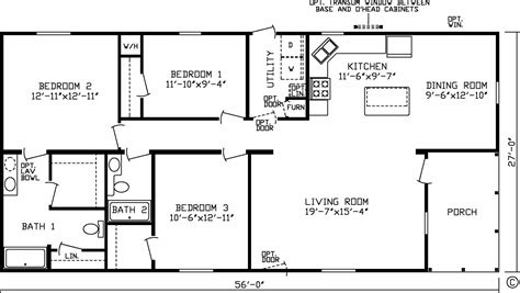 small double wide mobile home floor plans mobile homes double wide floor collection and attractive 3