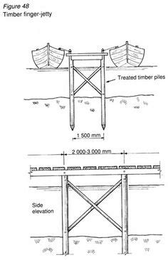 build  timber jetty google search jetty building
