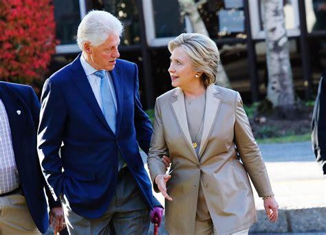 Clinton Home Chappaqua hillary and bill clinton to attend donald trump s