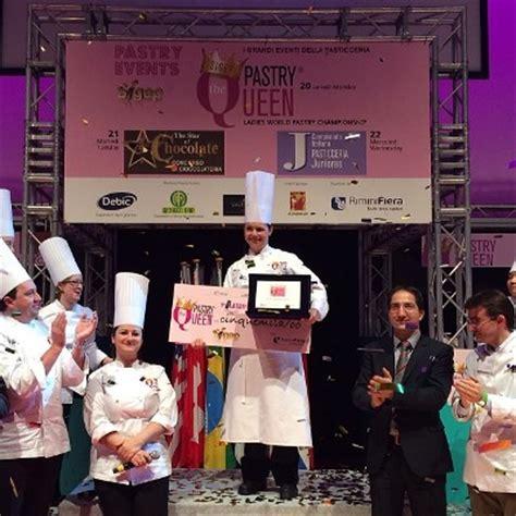 Queena Chocolate cher harris of the hotel hershey wins world