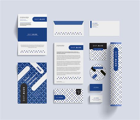 corporate identity template psd 15 free branding mockups psd with stationery items