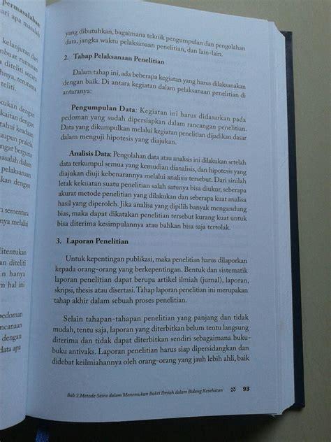 Metode Penelitian Kesehatan Cu 3 buku metode islam sains dan kesehatan dalam mengungkap