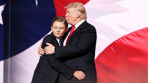 barron trump 6 things to know about barron trump the youngest of