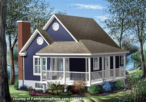 cottage farmhouse plans house plans with porches wrap around porch house plans