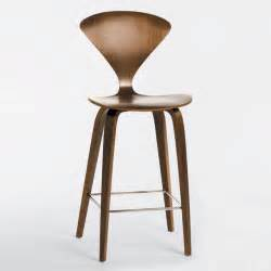 bar counter stools cherner chair wood base stool counter modern bar stools and counter stools by switch modern