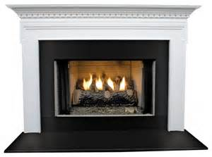 mt vernon mdf primed white fireplace mantel surround