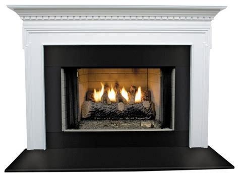 Fireplace Mantel White by Mt Vernon Mdf Primed White Fireplace Mantel Surround 42 Inch Modern Fireplace Mantels
