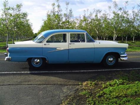 Classic Ford Columbia by 1956 Ford Fairlane Crestliner Classic Rod