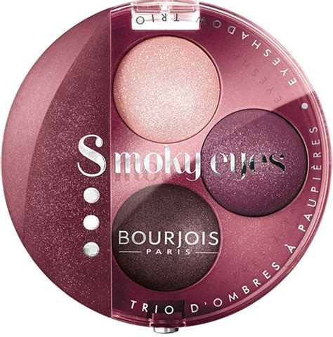 Bourjois Smoky Trio Eyeshadow top 10 bourjois products available in india you cannot miss