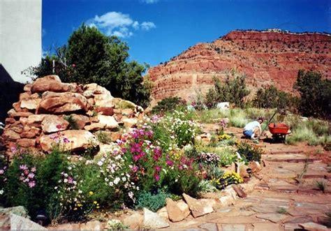 desert rock garden photos