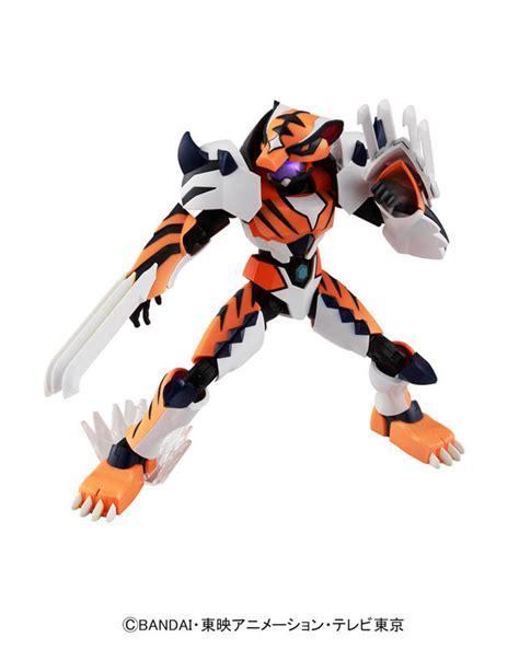 Bandai Majin Bone Bone Model Kit majin bone 05 tiger bone thunder fighter figure