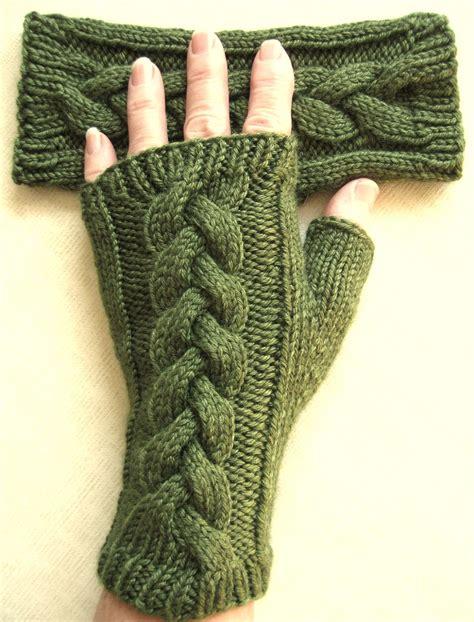 tejido de estolas sencillas guantes tejidos moda pinterest clovers gloves and
