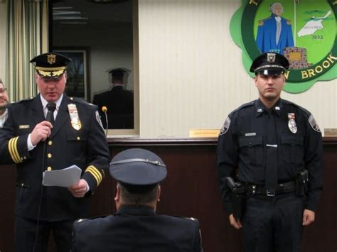 green brook police officers citizen awarded