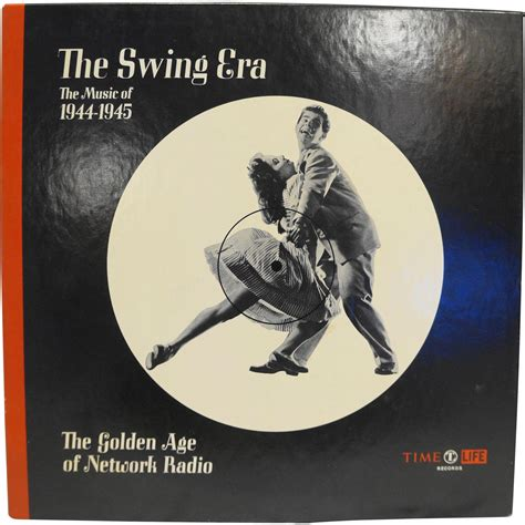 time life swing era time life the the swing era 1944 1945 the golden age of