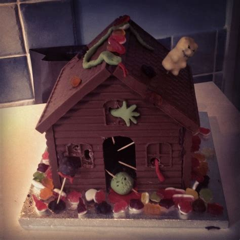 choco ghost house 17 best images about edible houses on pinterest dolly mixture birthdays and