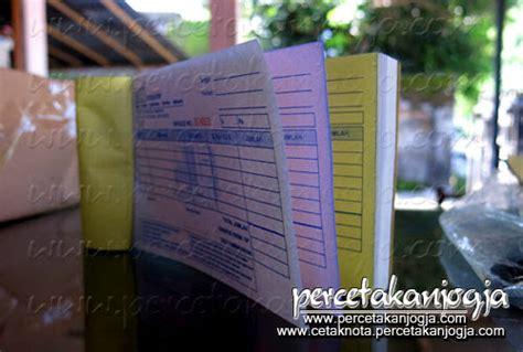Kertas Ncr 3 Ply cetak nota murah