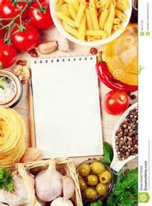 blank recipe book royalty free stock image image 26551746