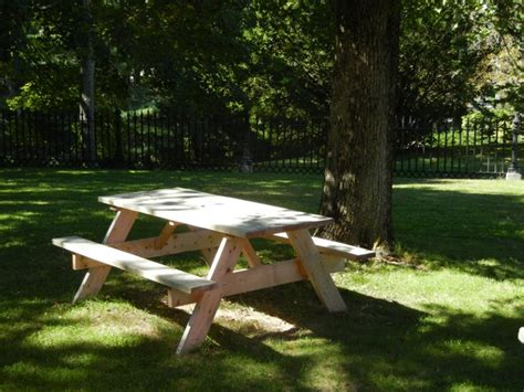 backyard picnic backyard picnic table outdoor goods