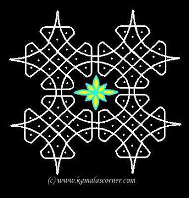 dot kolangal pattern rangoli patterns kolangal 5 10 dots kolam mandalas