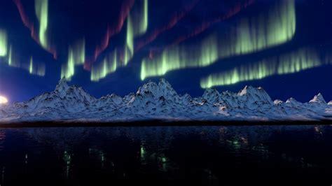 northern lights aurora borealis  wallpapers hd