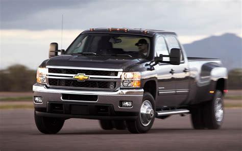 chevrolet silverado hd  test truck trend
