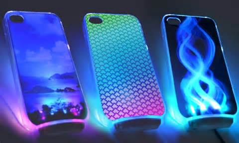 phone that lights up led iphone groupon goods