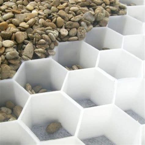 ghiaia per pavimentazioni esterne pavimentazione stabilizzante esterna per giardini
