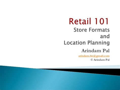 Ncu Mba 6010 Assignments by Session 1 Store Formats And Location Planning
