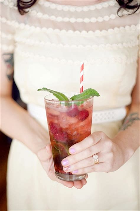 Signature Drink For Your Wedding by Signature Cocktails