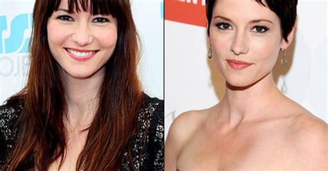 chyler leigh short hairstyles best short pixie haircut for fine chyler leigh cuts her hair into a super short pixie us