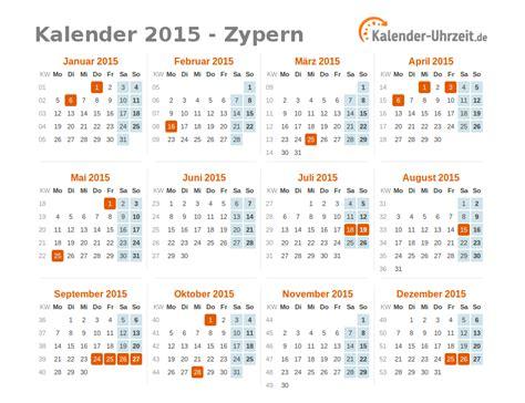 Kalender 2015 Feiertage Feiertage 2015 Zypern Kalender 220 Bersicht
