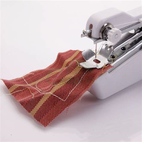 Sale Handy Stitch Mesin Jahit Mini Portable Handy Stitch Murah singer portable stitch sew held sewing machine handy cordless repair ebay