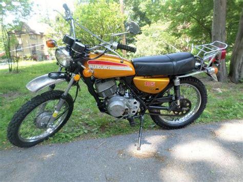 Suzuki Tc185 1974 Suzuki Tc185 For Sale On 2040 Motos