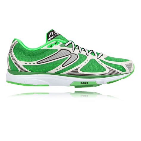 newton sneakers newton kismet mens green support road running