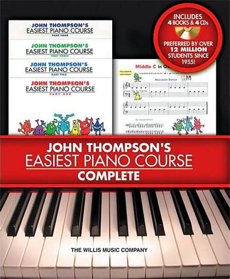 john thompsons easiest piano 1785582208 john thompson s easiest piano course by john thompson