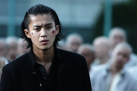 download film genji genji crows zero hairstyle fade haircut