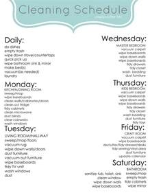 cleaning schedule template for care homes weekly cleaning schedule clutter