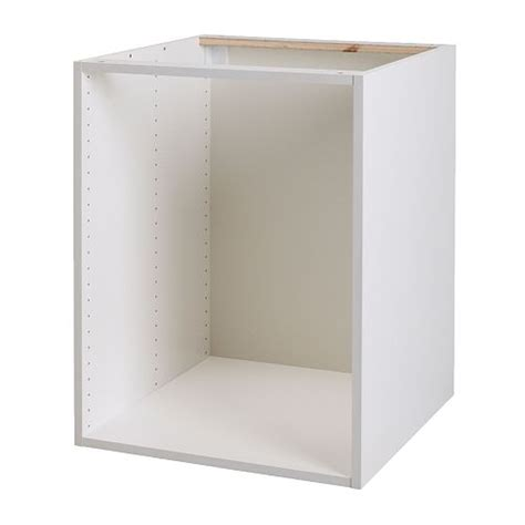 kitchen cabinet frames only akurum base cabinet frame white 24 quot ikea