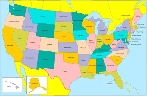 us map states size by population what the u s map would look like if state size matched