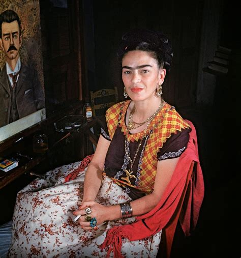 frida kahlo rare and loving photos of frida kahlo from the last years