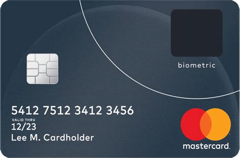 the card mastercard launches card that replaces pin with