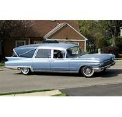 1960 Cadillac Superior Crown Royale Landaulet Hearse