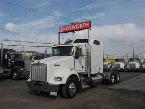 kw t800 for sale kenworth t800 2007 sleeper semi trucks