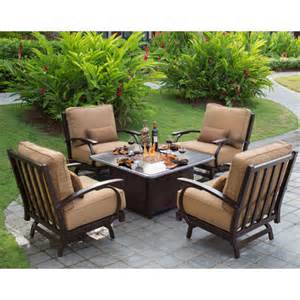 Costco Patio Table 5 Conversational Patio Seating With Table 187 Welcome To Costco Wholesale